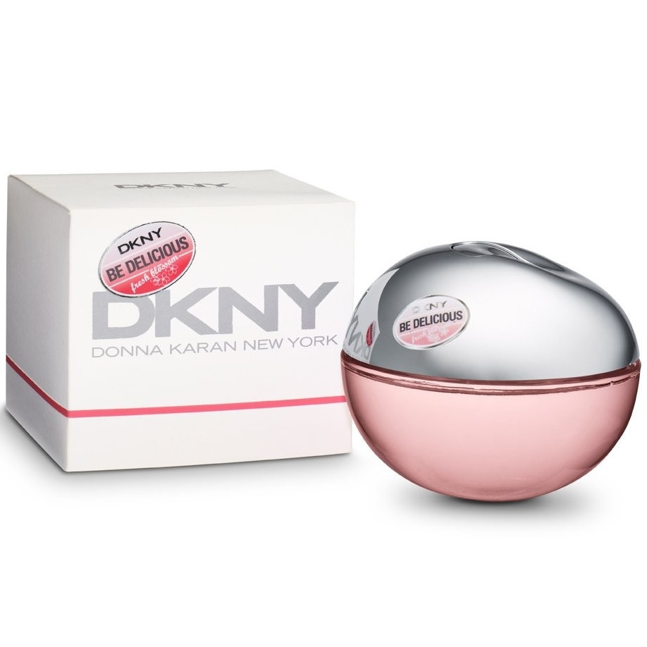 "DKNY ""BE DELICIOUS FRESH BLOSSOM SKIN HYDRATING EAU DE TOILETTE"""