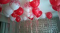 Гелиевые шары на День Святого Валентина в Павлодаре