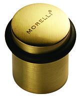 Дверной ограничитель Morelli DS3 SG (цвет: матовое золото), фото 1