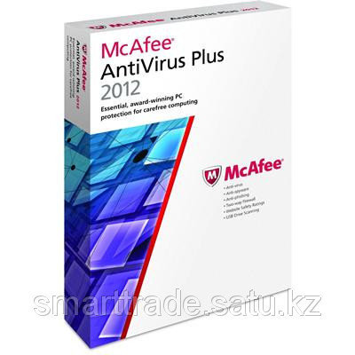 Антивирус McAfee AntiVirus 2012 Mul-Language, фото 2