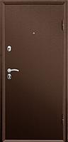 Дверь входная металлическая VALBERG ПРАКТИК металл 2066/880/980/104 L/R