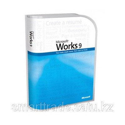 Works 9.0. Win32 Russian CD, фото 2