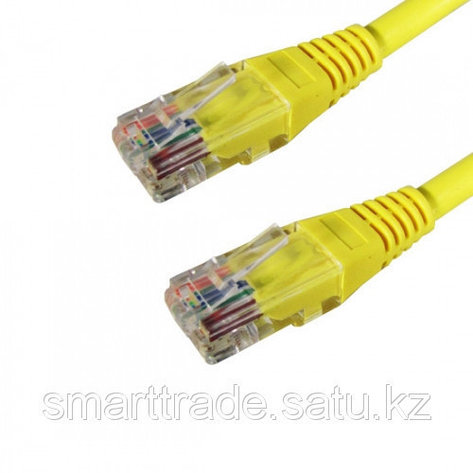 Кабель PATCH CORD SHIP, Cat.5e, UTP, RJ-45, 0.3 м. S3025BL0030-P, фото 2