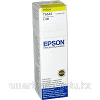 Чернила Epson C13T66444A L100 Yellow ink bottle70 ml