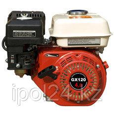 GROST Двигатель бензиновый GX 120 (S тип)