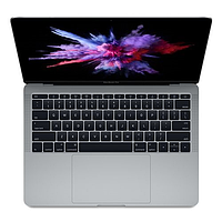 Ноутбук apple macbook pro 13'' late 2016 mll42 space gray (core i5 2000 mhz/13/8gb/256gb)