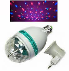 Светодиодная лампа LED Mini Party Уценка