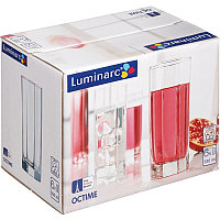 Набор стаканов Luminarc Octime 6 штук