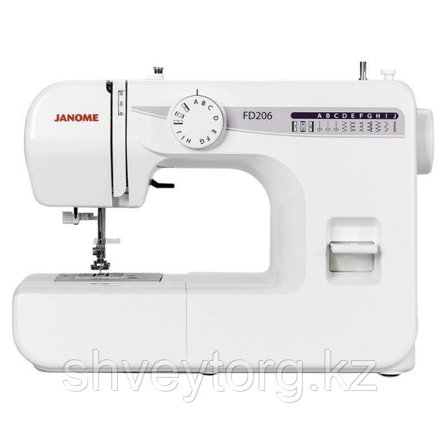 Бытовая швейная машина Janome FD 206