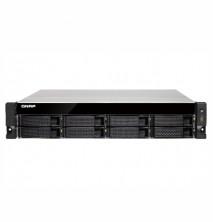 Система хранения данных QNAP TS-EC880U-i3-8G-R2