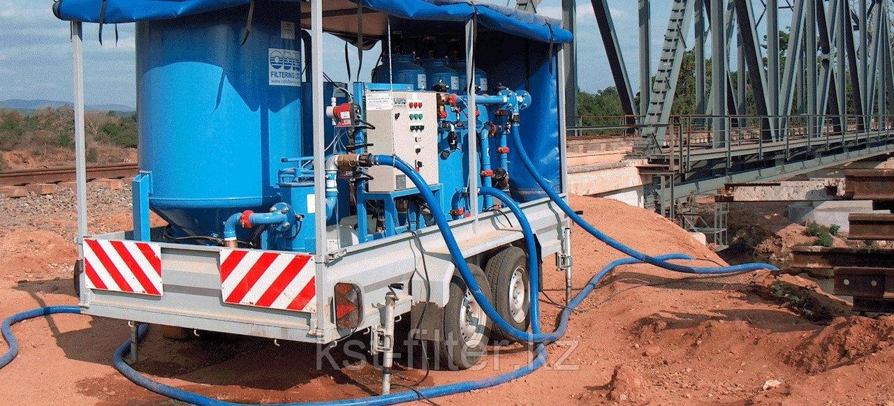 Оборудование для очистки питьевых вод