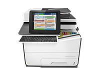 Цветное МФУ HP PageWide Enterprise 586