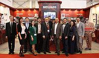 BEWARD стал Генеральным партнером выставки «MIPS-2014»