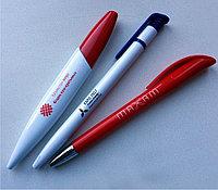 Ручки с логотипом.