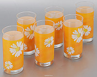 Набор стаканов Luminarc Paquerette Melon  6  штук