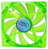 Куллер для корпуса DEEPCOOL XFAN 120U G/B, for case, 120x25mm,  Hydraulic, 3/4-pin, 1500rpm, LT-35000h,g/b