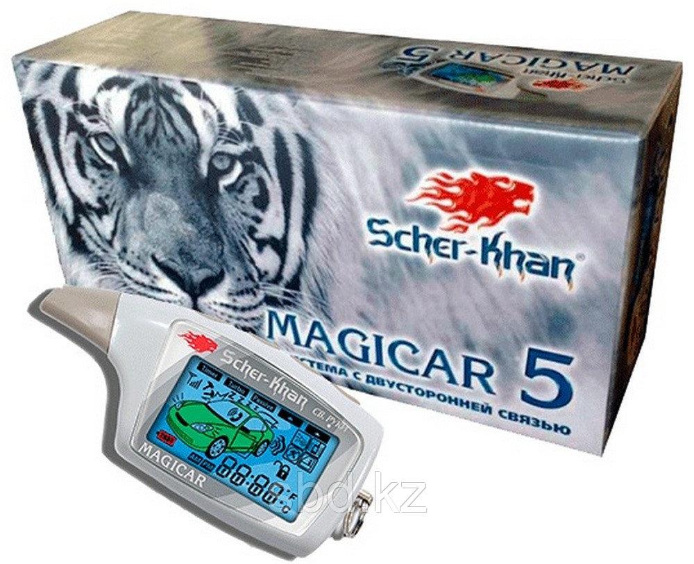 Автосигнализация Scher-Khan Magicar 5