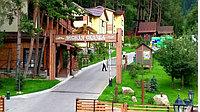 Доставка в горный курорт-отель Лесная сказка