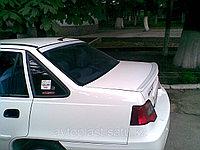 Лип спойлер на крышку багажника Daewoo Nexia, фото 1