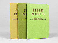 Блокноты Field Notes Shenandoah