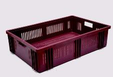 Ящик хлебный многооборотный Штабелируемый