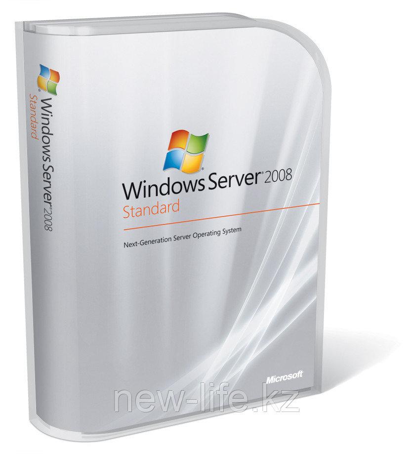 Microsoft Windows Server 2008 R2 Standart