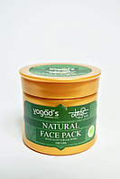 Маска для лица Кхади, алое-вера и ним - Vagad's Khadi Face Pack with aloe-vera & neem