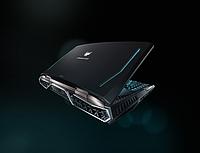 "Acer Predator 21 X: Ноутбук с изогнутым 21"" экраном, Intel Kaby Lake и GeForce GTX 1080 в SLI"