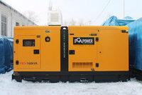 Дизельный генератор PCA POWER PRD-160, фото 1