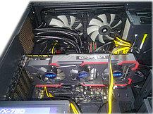 Игровой компьютер Intel Core i7 8700K в Алматы, фото 2