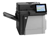 МФУ HP Color LaserJet Enterprise M680dn  пр/ск/копир, А4, 43/43 стр/мин, ADF, дуплекс, 1280Мб, HDD 320Гб, USB, LAN (замена CC419A CM4540)