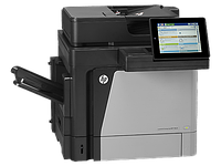 МФУ HP LaserJet Enterprise M630dn  принтер/ сканер/ копир/ эл.почта, A4, 57 стр/мин, дуплекс, SSM 8Гб, USB, LAN (замена CE502A M4555)