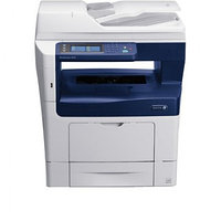 МФУ Xerox WorkCentre 3615DN (A4, лазерный принтер/сканер/копир/факс, 45стр/мин, до 110K стр/мес, 1024MB, USB, Ethernet, Duplex)