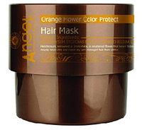 Защитная маска для волос «Сияющий цвет» с цветком апельсина 500 g Angel Provence
