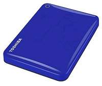 "Внешний жесткий диск 2Tb Toshiba Canvio Connect II 2.5"" USB 3.0 Blue (HDTC820EL3CA)"