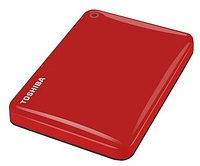 "Внешний жесткий диск 2Tb Toshiba Canvio Connect II 2.5"" USB 3.0 Red (HDTC820ER3CA)"