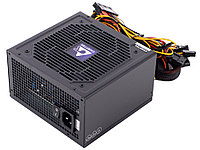 Блок питания  Chieftec 750W Retail CPS-750S [FORCE] ATX v.2.3/EPS, КПД > 85%, A.PFC, 2x PCI-E (6+2-Pin), 6x SATA, 2x MOLEX, Fan 12cm