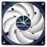 Вентилятор TITAN TFD-9225H12ZP/KE(RB) Extreme Fan , 95x95x25 mm, 4-PIN PWM, 270-2700±10% RPM, < 5 -28 dBA