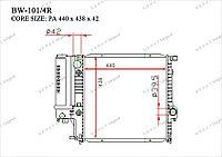 Радиатор основной Great BMW Series 3. E30 1984-1994 1.6i / 1.8i 17111719136