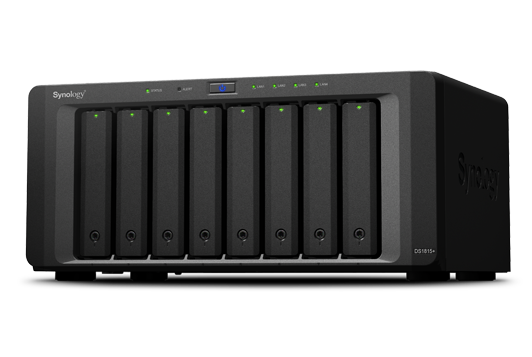 Synology DS2015xs  8xHDD NAS-сервер «All-in-1» (до 20-ти HDD модуль DX1215 до 120ТБ)