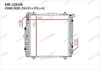 Радиатор основной Great Mercedes G-Класс. W461 1989-Н.В 2.5D / 2.7CDi / 2.8CDi / 3.0D / 3.0TD / 3.2CDi / 3.5D