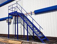 Лестница металлическая, фото 1