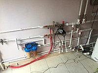 Монтаж отопления с установкой емкости и котла