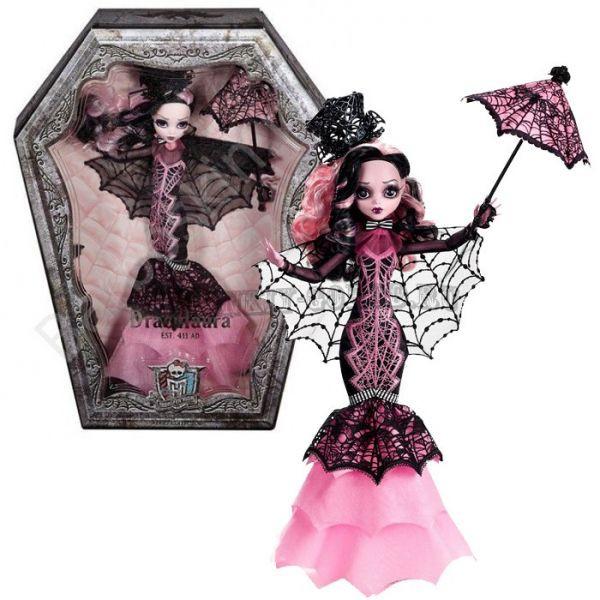Куклы Monster High (Монстер Хай) CHW66 Дракулаура коллекционная кукла