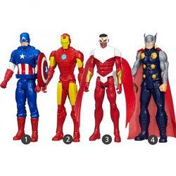 Титаны: Фигурки Мстителей Avengers