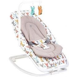 Шезлонг для малыша Joie Soother Dreamer Fox