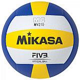 Мяч волейбольный Mikasa MVA210, фото 2