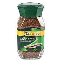 КОФЕ РАСТВОРИМЫЙ JACOBS MONARCH, 95гр.