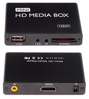 Медиаплеер MINI HD MEDIA BOX 1080P