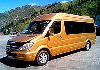 Прокат и аренда микроавтобуса